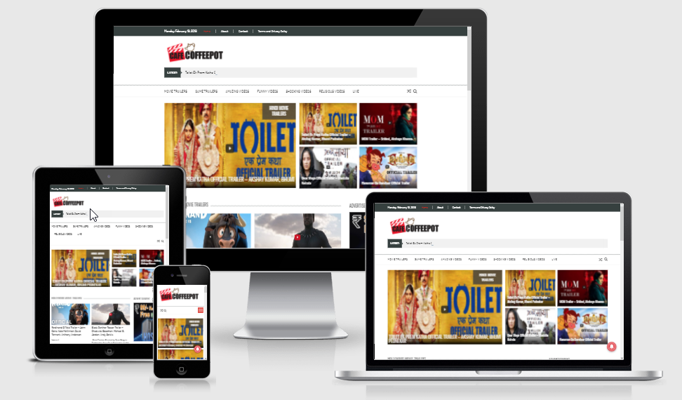 Cafecoffeepot - Brand Publisher Site