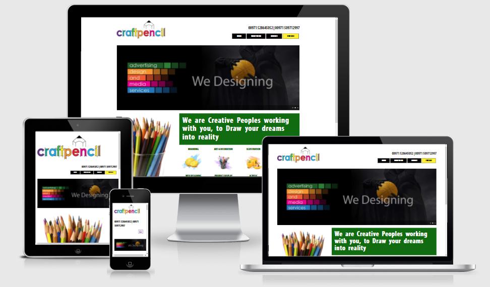Craftpencil - Website